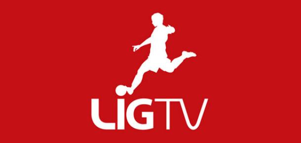 Lig TV'den Derbiye Özel Uygulama