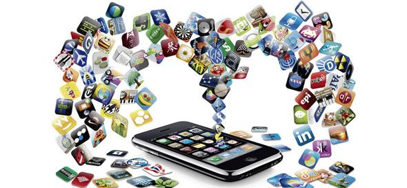 Mobil Uygulamalar 1 Milyona Dayandı
