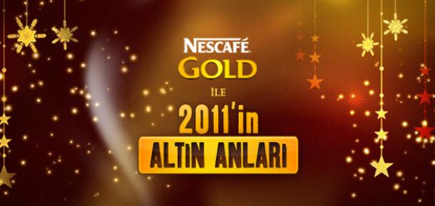 Nescafé Gold'un Altın Anlar Uygulaması ile Facebook'ta Zaman Yolculuğuna Çıkın