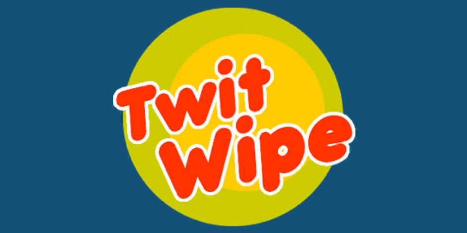 Bütün Tweetleri Kalıcı Olarak Silmenin Yolu: Twitwipe