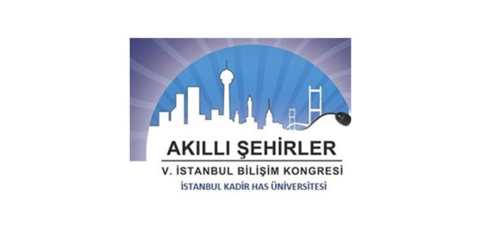 """İstanbul Bilişim Kongresi """"Akıllı Şehirler"""" 15-16 Aralık'ta"""
