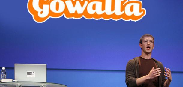 Facebook Gowalla'yı Satın Aldı