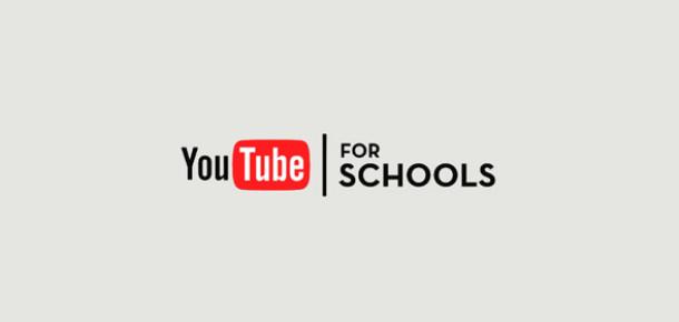 YouTube'tan Eğitime Destek: YouTube For Schools