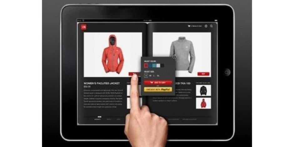 Tablet Kullanıcıları Online Alışverişte  Yüzde 21  Daha Fazla Harcıyor