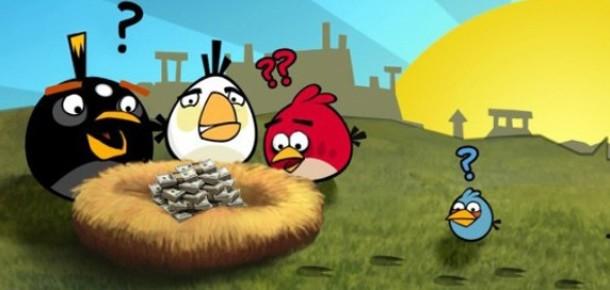 Angry Birds Facebook'da