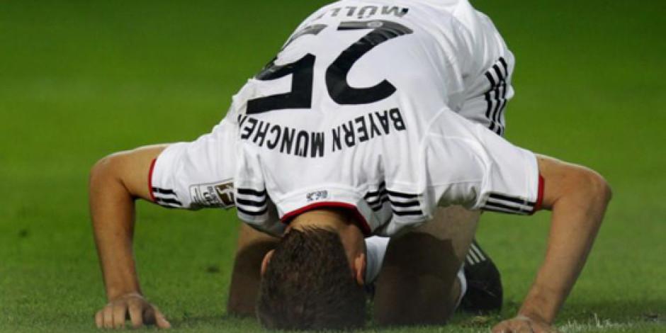 Bayern Münih Kendi Kalesine Gol Attı