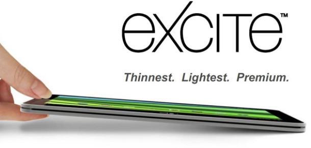 Dünyanın En İnce Tableti: Toshiba Excite X10