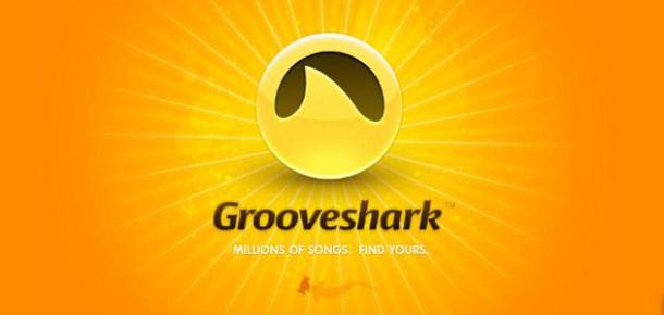 Grooveshark yeni HTML5 Mobil Web Uygulamasıyla Döndü