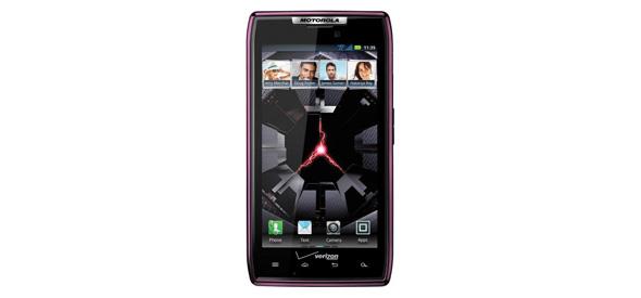 Motorola Droid Razr MAXX ile 24 Saat Pil Ömrü