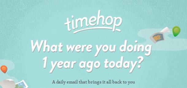 Facebook, Twitter, Foursquare ve Instagram'da Bir Yıl Önce Ne Yapıyordunuz?