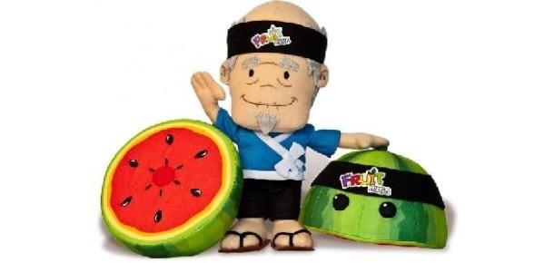 Fruit Ninja'nın Oyuncakları ve Aksesuarları Geliyor