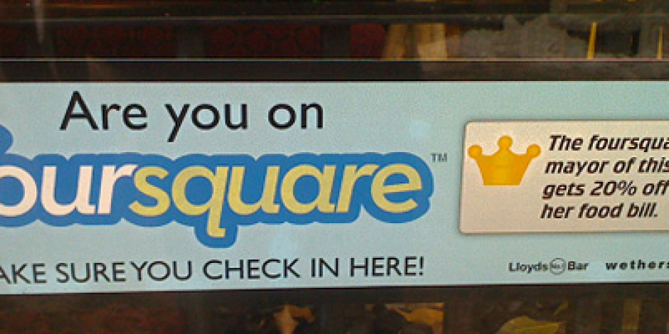 Foursquare İle 250 Bin Restoran Menüleri İle Birlikte Cebinizde