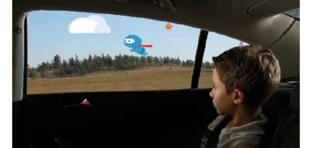 Akıllı Cam İle Araba Yolculukları Daha Keyifli Hale Gelecek