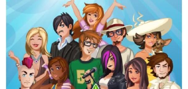 Facebook Sims Social  Gerçek Hayata Karşı [ İnfografik]