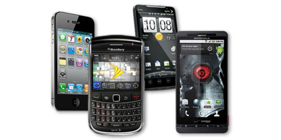 Akıllı Telefon Satışları PC Satışlarını Geçti
