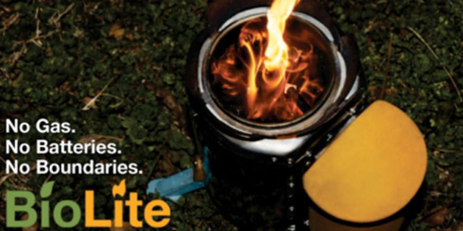 Akıllı Cihazlarınızı Kamp Ateşi ile Şarj Etmek İster Misiniz?