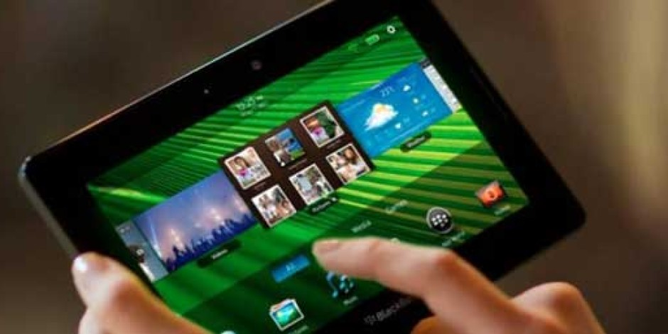 Blackberry Playbook OS 2.0 Sürümü Kullanıma Hazır