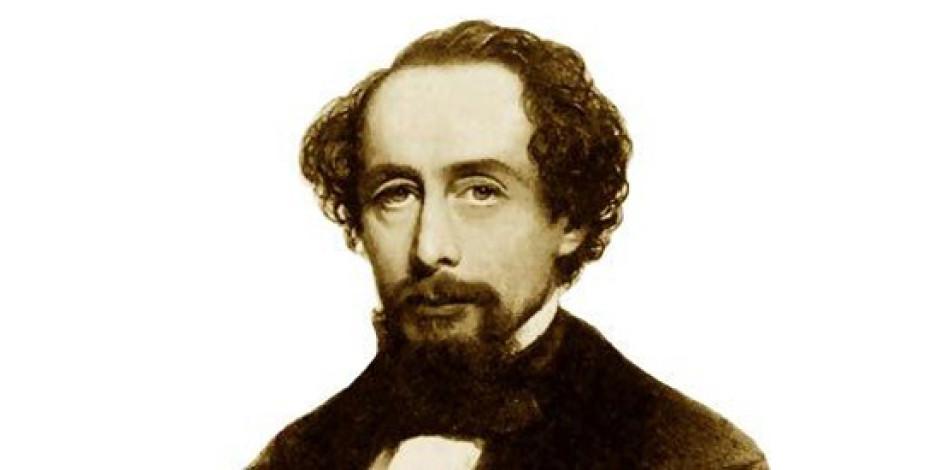 Google'dan Charles Dickens Anısına Doodle