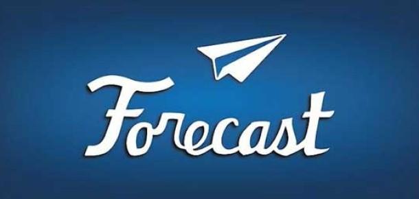 Forecast ile Gelecek Planlarınız İçin Şimdiden Check-in Yapın