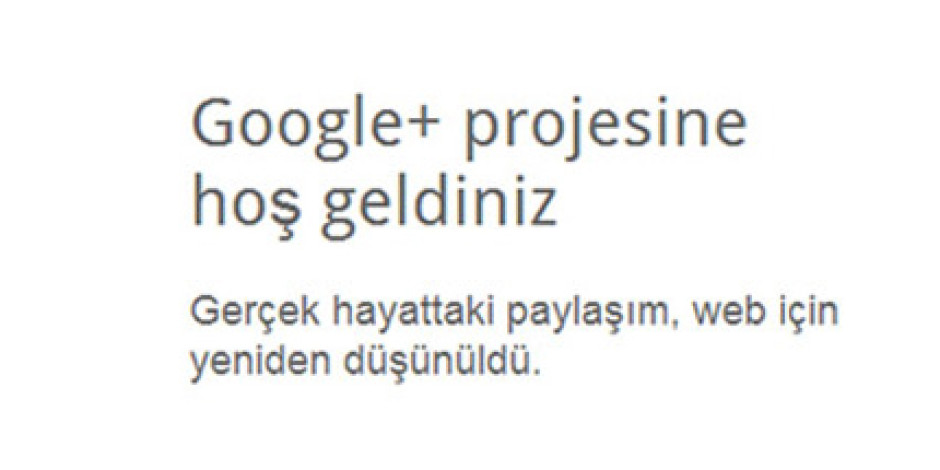 Google+'tan Son Rakamlar [İnfografik]