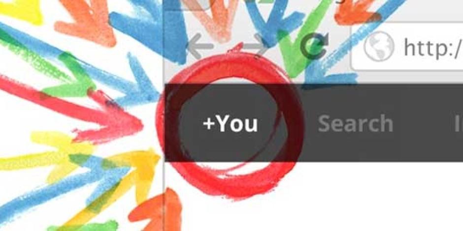 Google Ana Sayfasında Google+ İnce Ayarı