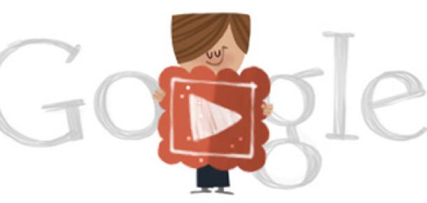 Google'dan Sevgililer Günü İçin Çok Özel Doodle