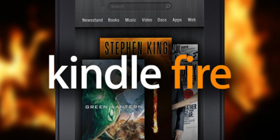 Kindle Fire Rüzgarı Arkasına Aldı