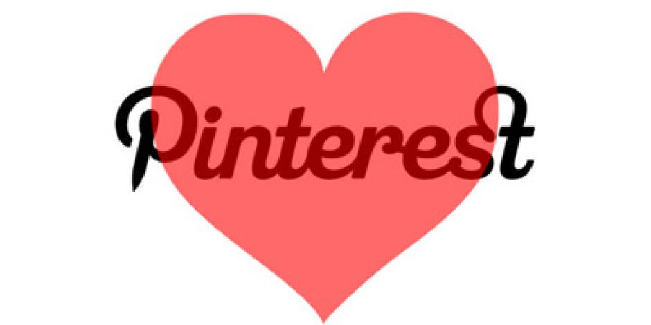 Pinterest, Sitede Kalma Rakamlarında Twitter'a Fark Attı