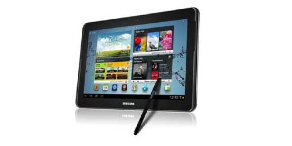 Samsung'dan İki Yeni Tablet