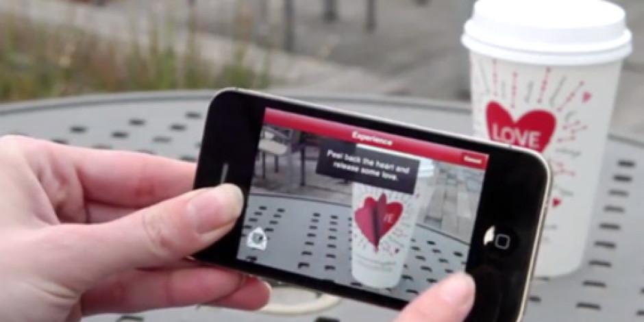Starbucks'tan Sevgililer Günü'ne Özel Uygulama