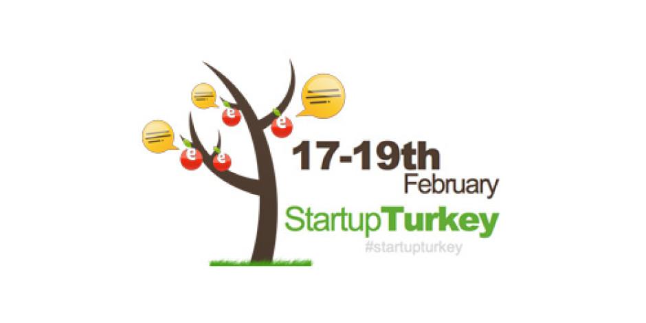 Türk Girişimciliğinin Kalbi Startup Turkey'de Atıyor