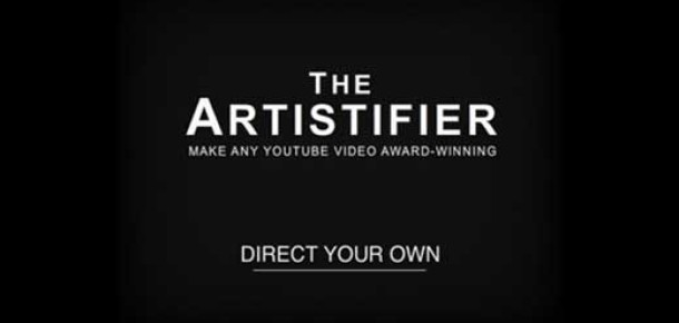 The Artistifier ile Youtube Videolarını Sessiz Filme Dönüştürün