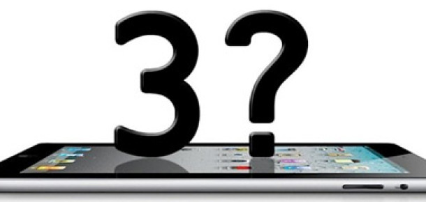 Apple iPad 3'ü 7 Mart'ta Duyuracak