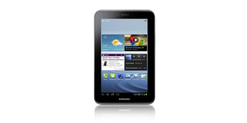 Samsung, İlk Ice Cream Sandwich'li Tableti Galaxy Tab 2'yi Duyurdu