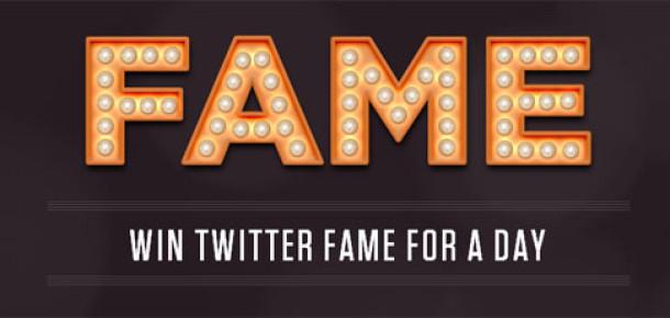 Çekiliş ile Takipçi Kazandıran Twitter Oyunu: Fame