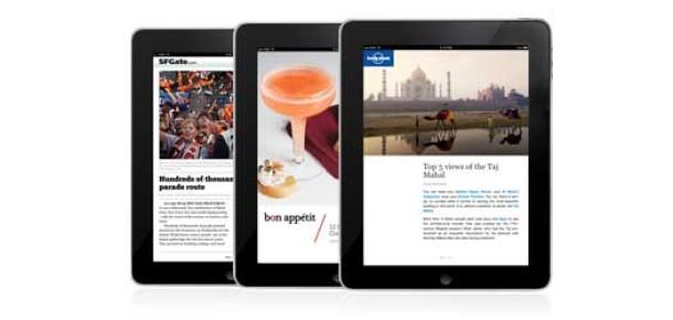 Flipboard'un iPad Uygulaması Yenilendi