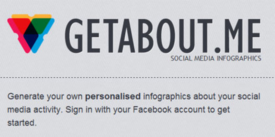 Bir Başka İnfografik Oluşturma Sitesi: GetAbout. me