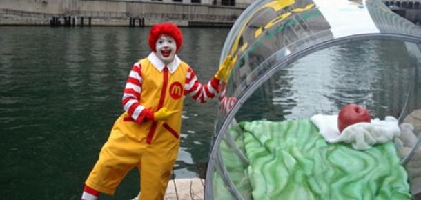 McDonald's Twitter'da Yeni Bir Mim Peşinde: Shamrocking