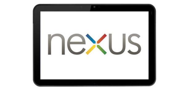 Google, Nexus Tableti ile Kindle Fire'a Rakip Olmayı Hedefliyor