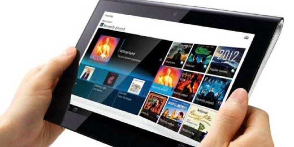 Tabletler Geleceğin Televizyonları Olabilir