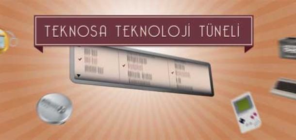 Teknosa'dan Facebook'ta Teknoloji Tüneli