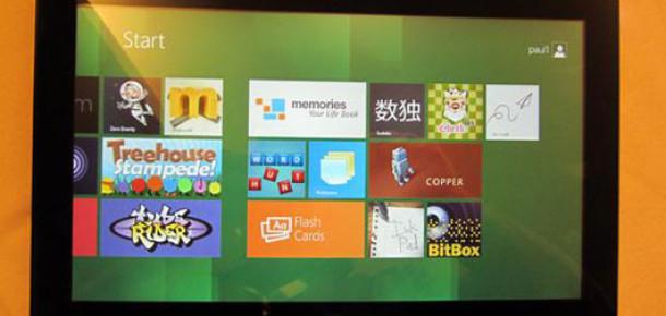 Windows 8 Retina Teknolojisine Hazır
