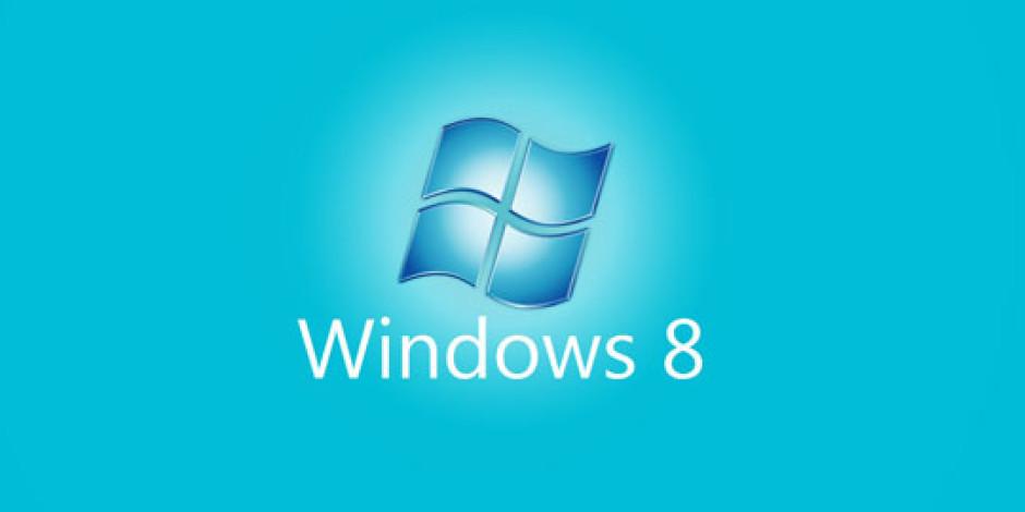 Windows 8 İşletim Sistemli Tabletler Ekim'de Geliyor