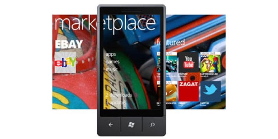 Windows Phone Marketplace Türkiye'de Açıldı
