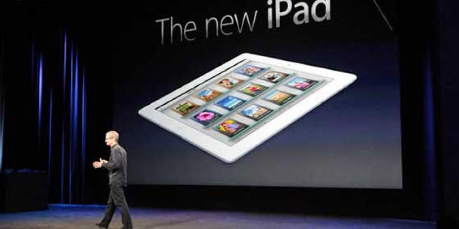 Yeni iPad Lansmanının Twitter'daki Yankıları