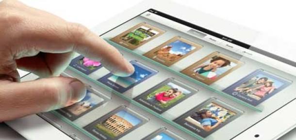 Yeni iPad'in Retinası Mikroskopta Nasıl Görünüyor?