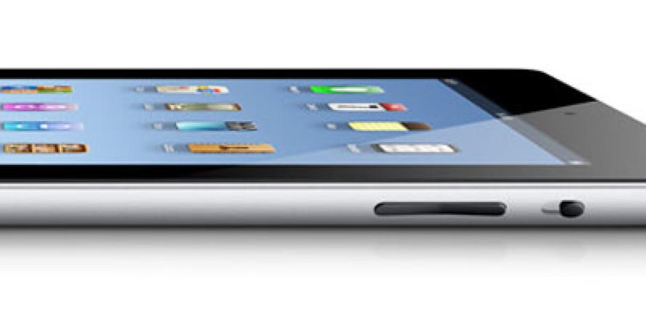 Yeni iPad İlk Hafta Sonunda 3 Milyon Satış Rakamına Ulaştı