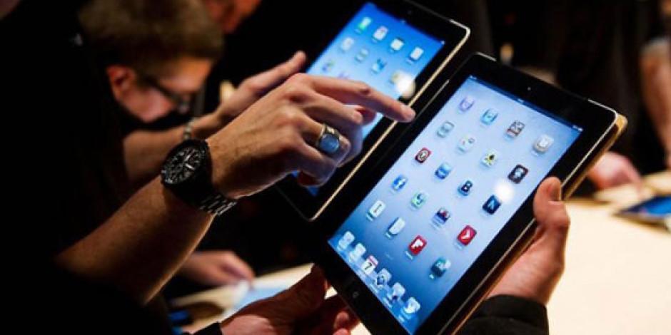 Yeni iPad'in 4G'si Mahkemelik Oldu