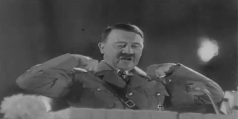 Hitler Üzerinden Pazarlama Olur mu?
