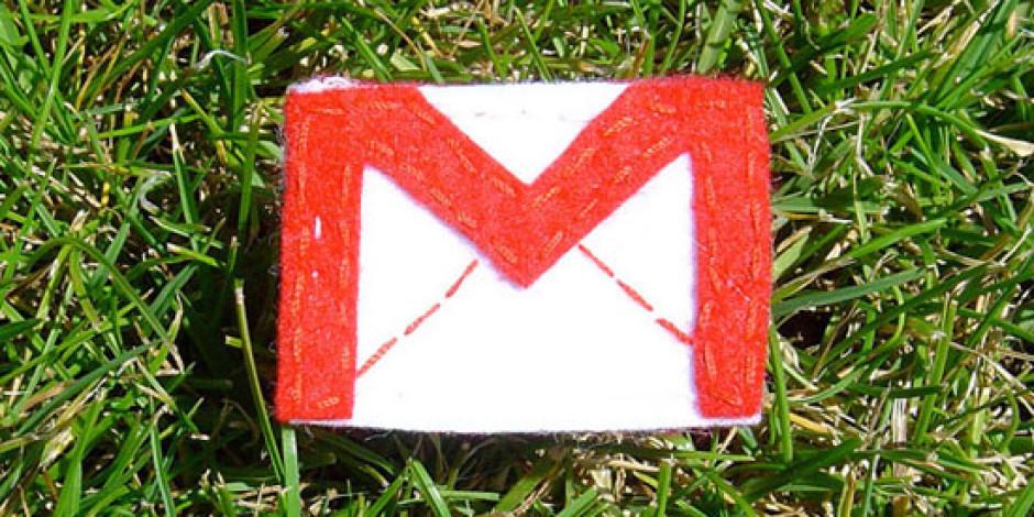 Gmail 350 Milyon Kullanıcıya Sahip